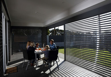 EasyView™ shutters