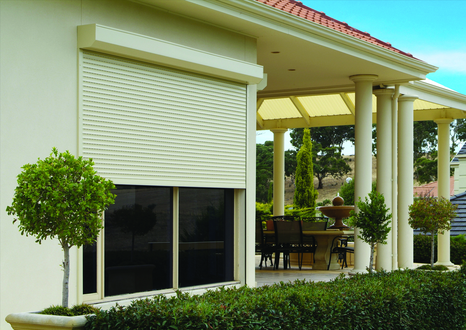 Diy residential roller shutters supply only roller shutters