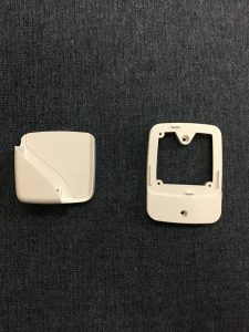 e port conversion cradle and back plate