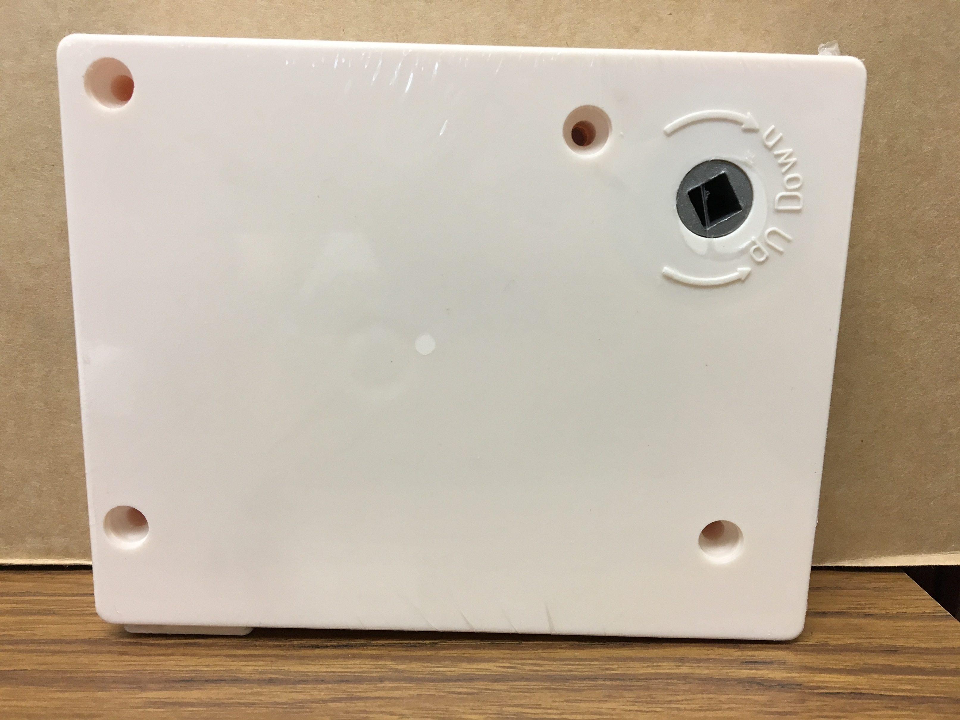 winder box for roller shutter parts