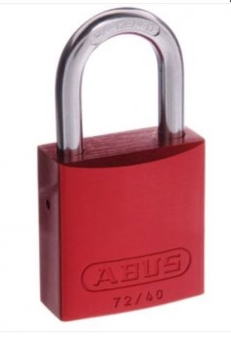ABUS 72/40 series Red