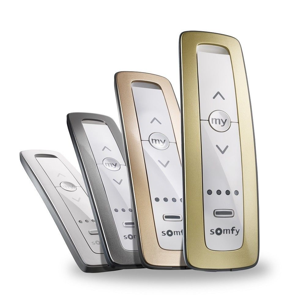 Somfy Situo Gold 5 Channel Remote Rollershuttersblindsonline