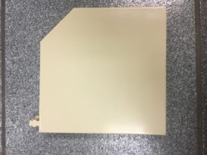 205mm end plate for roller shutter