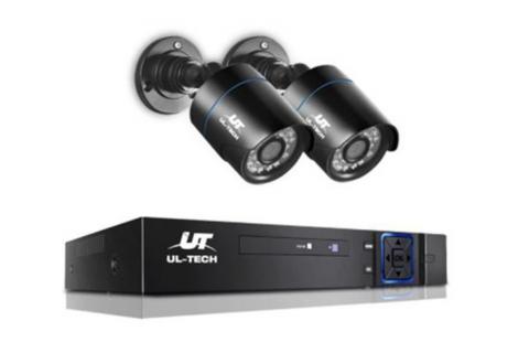 ul-tech 1080p 4 channel camera