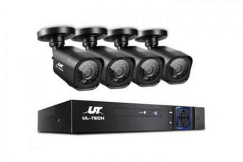 ul-tech 1080p 8 channel camera budget 4 channel camera ul tech budget 4 channel camera
