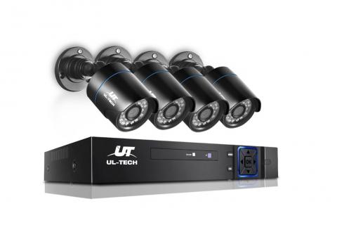 ul tech budget 4 channel camera