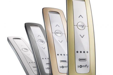 Somfy remotes