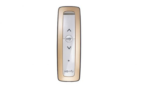 Somfy Situo rose gold 1 Channel Remote