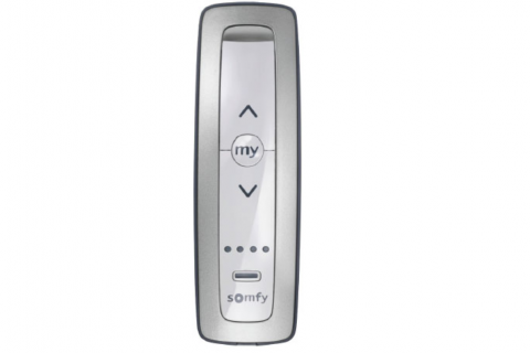 Somfy Situo silver 5 Channel Remote