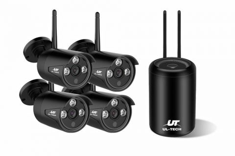 4 channel wireless security camera 8 channel 4 wireless camera system