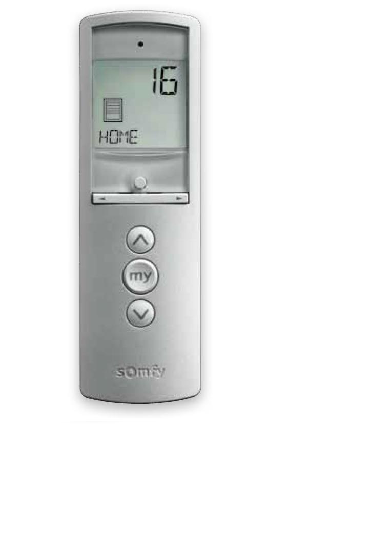 Shop Somfy Telis 16 RTS pure roller shutters blinds online